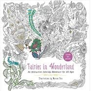 Fairies in Wonderland by Chin, Marcos, 9780062419989