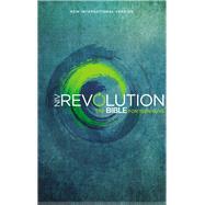 NIV Revolution The Bible for Teen Guys by Zondervan Publishing House, 9780310079989