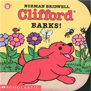 Clifford Barks! by Bridwell, Norman, 9780439149990