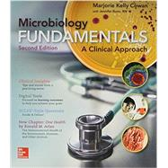 Combo Microbiology Fundamentals with Connect Access Card by Cowan, Marjorie Kelly, 9781259629990