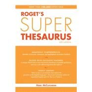 Roget's Super Thesaurus by McCutcheon, Marc, 9781582979991