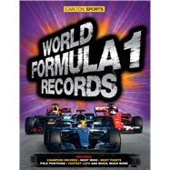 World Formula 1 Records 2018 by Jones, Bruce, 9781780979991
