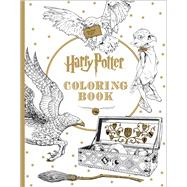 Harry Potter Coloring Book by Unknown, 9781338029994