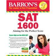 Barron's Sat 1600 by Carnevale, Linda; Teukolsky, Roselyn, 9781438009995