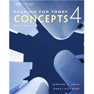 Reading for Today: Student Book by Smith, Lorraine C.; Mare, Nancy Nici, 9781305579996