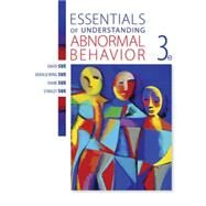 Essentials of Understanding Abnormal Behavior by Sue, David; Sue, Derald Wing; Sue, Diane; Sue, Stanley, 9781305639997