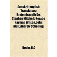 Sanskrit-english Translators by , 9781156299999