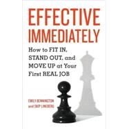 Effective Immediately by BENNINGTON, EMILYLINEBERG, SKIP, 9781580089999